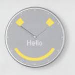 Разработчики Glance Tech представили на Indiegogo концепт настенных смарт-часов.