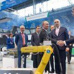 Владимиру Путину показали пермский стартап, разрабатывающий язык роботов.