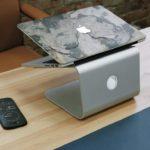 Сделано в России: московский стартап производит покрытия для MacBook из настоящего камня.