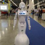Российская девушка-робот вошла в топ-500 стартапов мира.