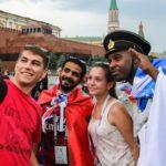 Как чемпионат мира по футболу влияет на показатели сервиса онлайн-знакомств Tinder