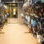 Хранение велосипедов по подписке