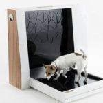 Стартап «Newton's Box» представил «умный» туалет для собак