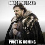 Pivot: как понять, что пришло время разворачивать стартап