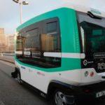 Беспилотные автобусы появятся во Франции в 2020 году