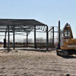 Креветочная ферма на пляже закрыта властями Крыма