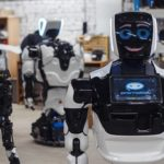 Российских роботов Promobot будут использовать для обучения аравийских студентов