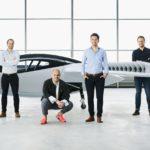 Немецкий стартап Lilium успешно испытал электрическое аэротакси
