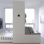 IKEA создала роботизированную мебель для маленьких квартир