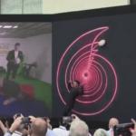 VR-костюм белорусов использовали для презентации 5G от Vodafone