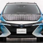 Toyota придумала электромобиль, который не нужно заряжать