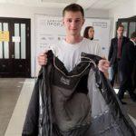 Красноярский студент создал «умную» куртку, позволяющую находить пропавших детей