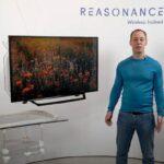 В России создали беспроводной телевизор
